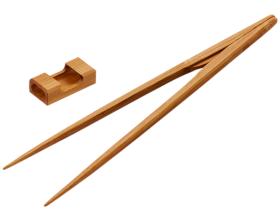 お箸トング 23cm 竹