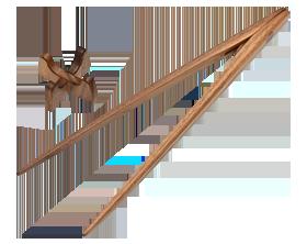 盛り付け箸25cm 竹